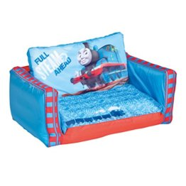 Bilira_Kids Kindersofa  - Thomas die Lokomotive