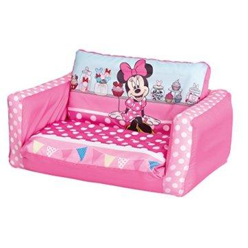 Bilra Kids Kindersofa Minnie Mouse