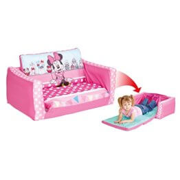 Bilra Kids Kindersofa Minnie Mouse