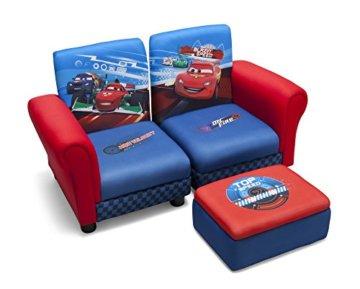 Delta 3-teiliges Kindersofa Cars