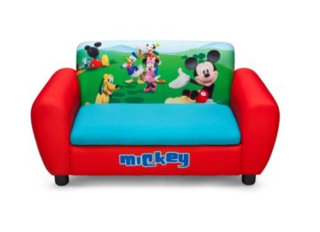Delta Mickey Mouse Kindersofa
