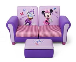 Delta Minnie Mouse Kindersofa