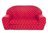Gepetto Kindersofa rot
