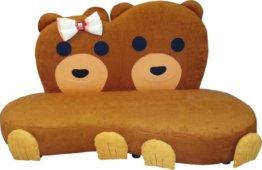 glubschi Kindersofa Bären - 1