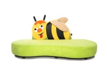 glubschi Kindersofa Biene