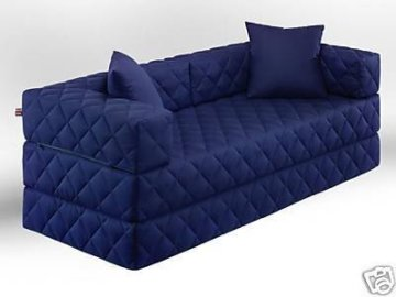 alles ber m bel pfiffig kindersofa blau. Black Bedroom Furniture Sets. Home Design Ideas
