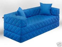 Möbel Pfiffig Kindersofa blau