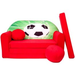 neo4kids Kindersofa Fussball