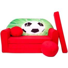 neo4kids Kindersofa Fussball