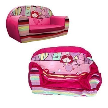 Ready Steady Bed Kindersofa Prinzessin