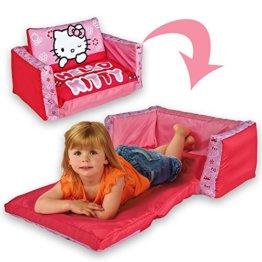 TW24 Kindersofa Hello Kitty