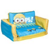 Worlds Apart Kindersofa Despicable Me