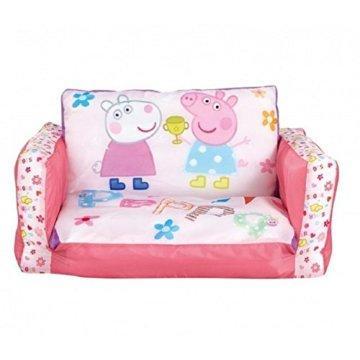 Worldsapart Peppa Pig Flip Out Kindersofa - 1