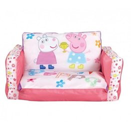 Worldsapart Peppa Pig Flip Out Kindersofa - 1